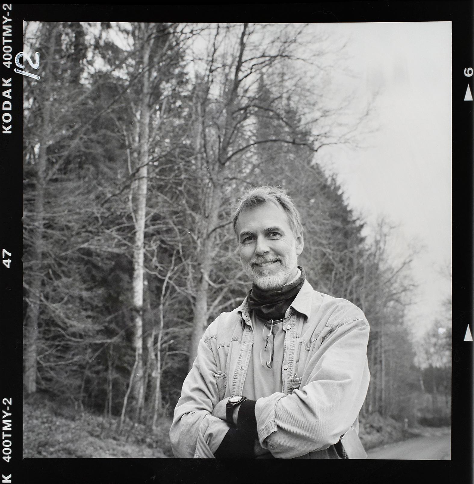 Fotografen själv, Mikael Andersson. Fotograferad av sonen Erik Andersson, 2016-04-16. 1/500 sek f5, 80mm