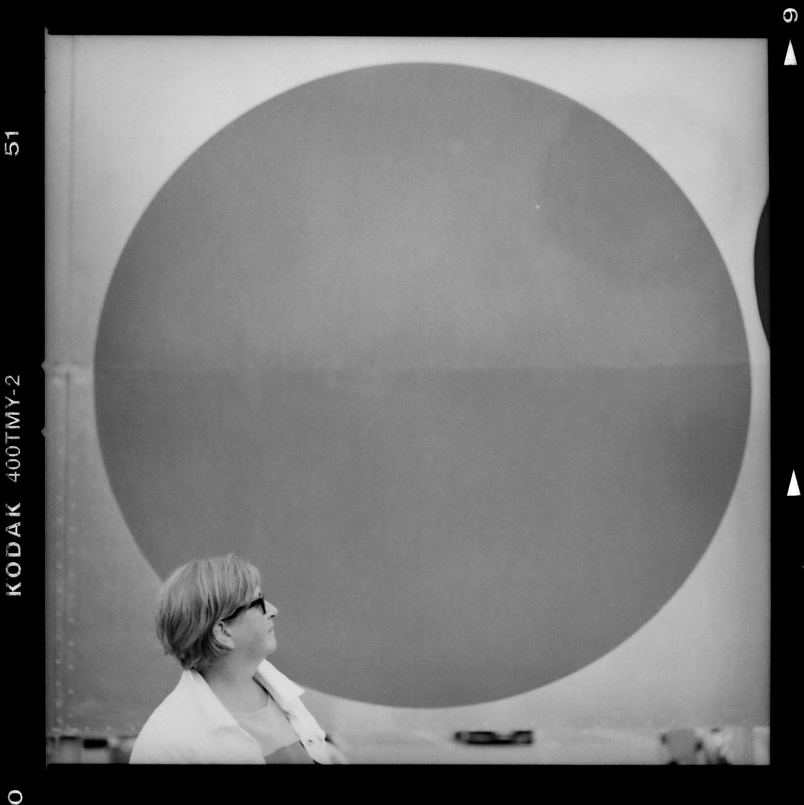 """""""Återkomst"""" av Karin Ögren. Foto: Mikael Andersson, 2016-06-29, Hasselblad 500cm, 150mm, f4-1/250."""